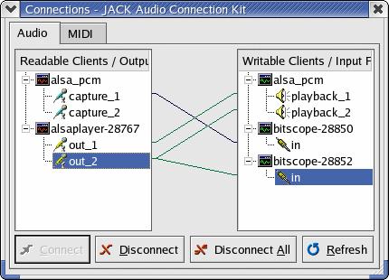JACK bitmeter documentation